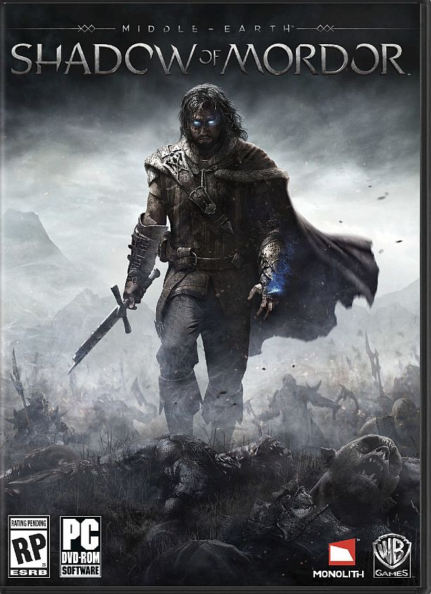 Middle Earth  Shadow Of Mordor((تکی12000تومان عمده6000تومان(هر5عدد) ))