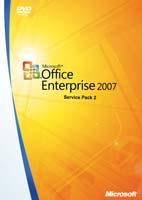 Microsoft Office 2007 Enterprise Service Pack 2