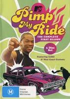 Pimp My Ride(نسخه دوبله فارسی)