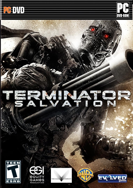 TERMINATOR SALVATION ((تکی4000تومان عمده2000تومان(هر5عدد) ))