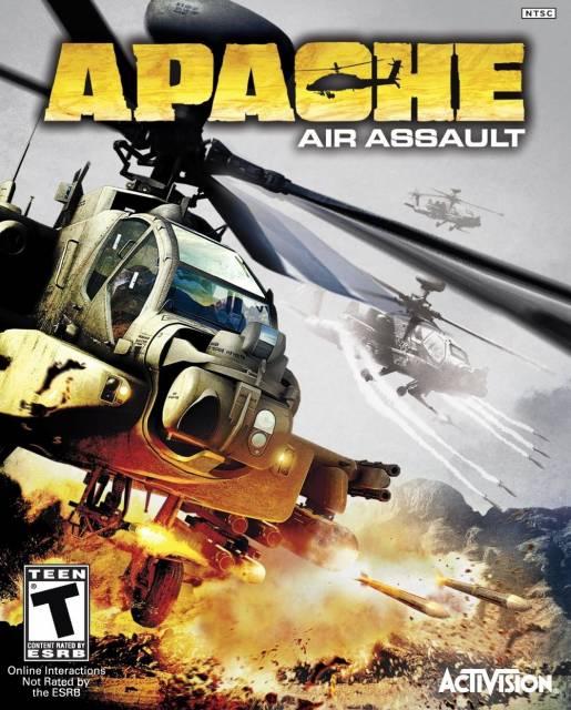 Apache Air Assault. تکی 2000تومان    عمده1100تومان(هر5عدد)