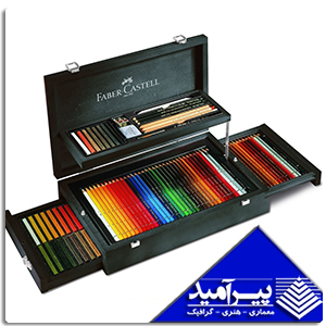 ست Art & Graphic فابر کاستل