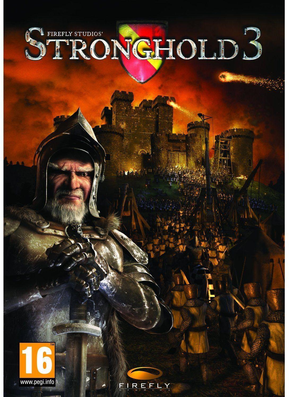 Stronghold 3 ((تکی2000تومان عمده1100تومان(هر5عدد) ))