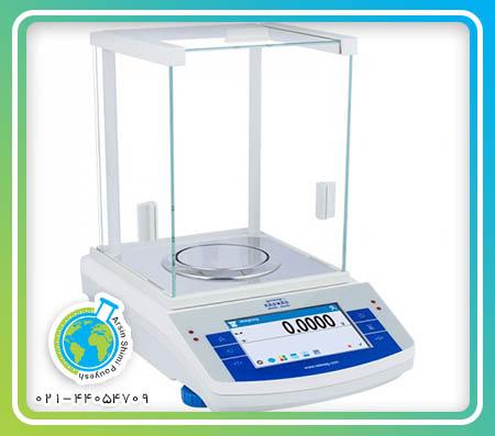 ترازوی آزمایشگاهی 4 صفر مدل AS 310.X2