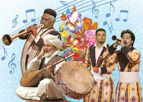 موسیقی محلی دزفولی وشوشتری
