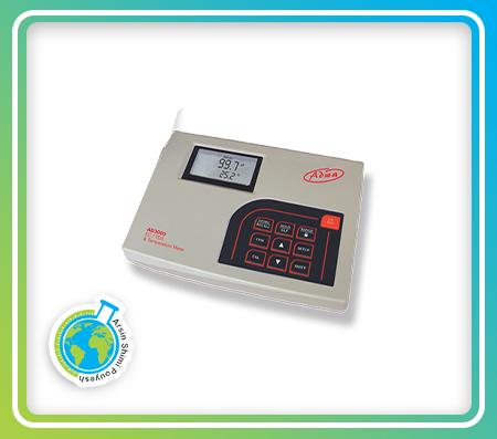 EC/TDS متر رومیزی مدل AD3000