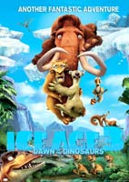 Ice Age: Dawn of the Dinosaurs – انیمیشن عصر يخبندان: سفربه اعماق زمین