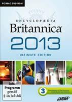 Encyclopedia Britannica 2013 Ultimate