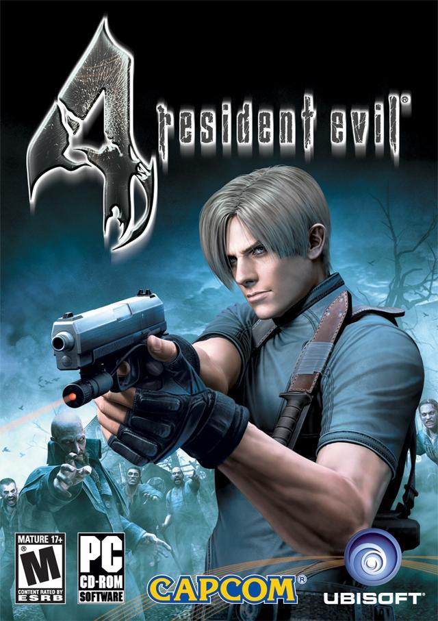 resident evil 4((تکی4000تومان عمده2000تومان(هر5عدد) ))