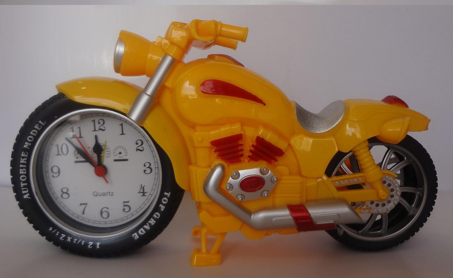 ساعت رومیزی موتوری