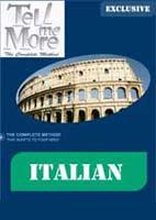 Tell Me More Italian- آموزش زبان ایتالیایی تل می مور