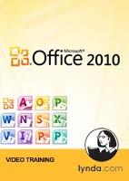 Office 2010 Learning Pack - lynda.com – مجموعه آموزشی آفیس2010 شرکت لیندا