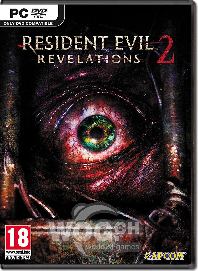 resident_evil_revelations 2((تکی4000تومان عمده2200تومان(هر5عدد) ))