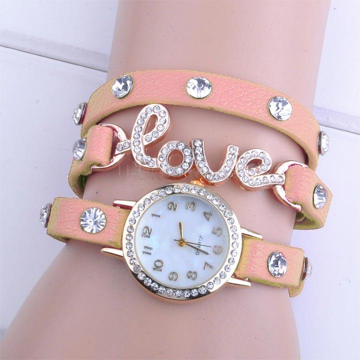 خرید پستی ساعت طرح عشق