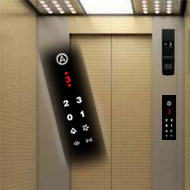 شستی کابین آسانسور لمسی