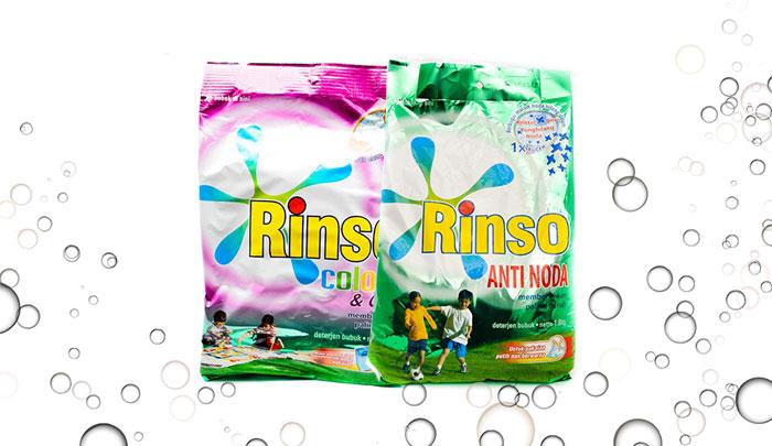 پودر ماشين لباسشويي  Rinso