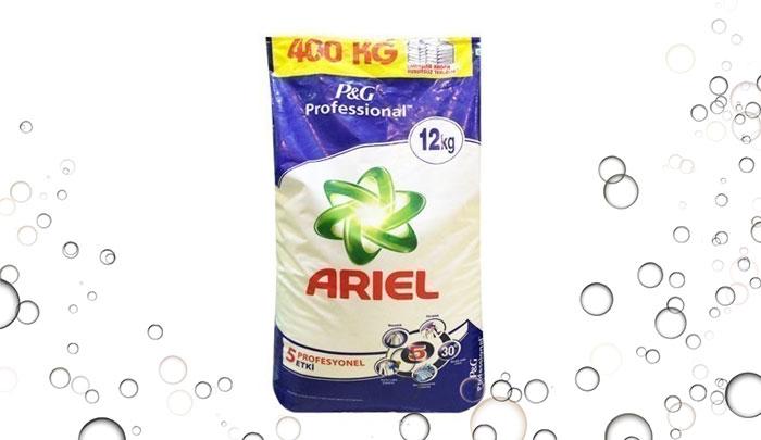 پودر لباسشویی آریل 12 کیلویی - Ariel