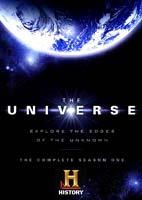 The Universe Season 1 – مستند جهان گیتی فصل اول