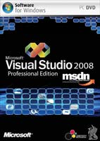 Microsoft Visual Studio 2008 with MSDN