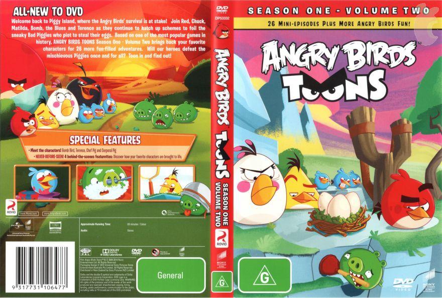 Angry birds  فصل اول((تکی2500تومان عمده15000تومان(هر5عدد) ))