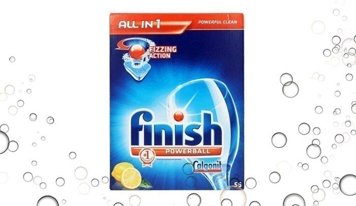 قرص ماشین ظرفشویی فینیش 56 عددی All in 1 - Finish