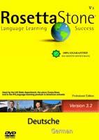 Rosetta Stone German Version 3 - آموزش زبان آلمانی رزتا استون ورژن 3