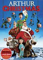 Arthur Christmas – انیمیشن کریسمس آرتور