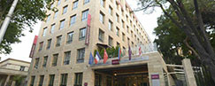 Mercure 4* hotel in Tbilisi