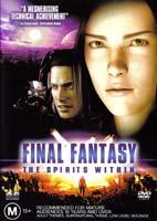 Final Fantasy: The Spirits Within – فاینال فانتزی: ارواح درون