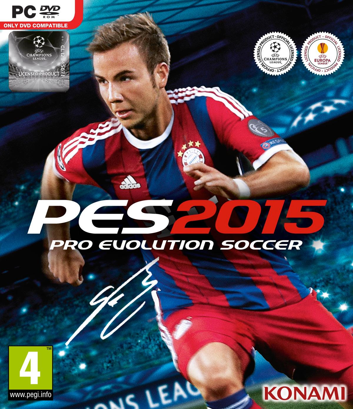 PES 2015((تکی4000تومان عمده2000تومان(هر5عدد) ))