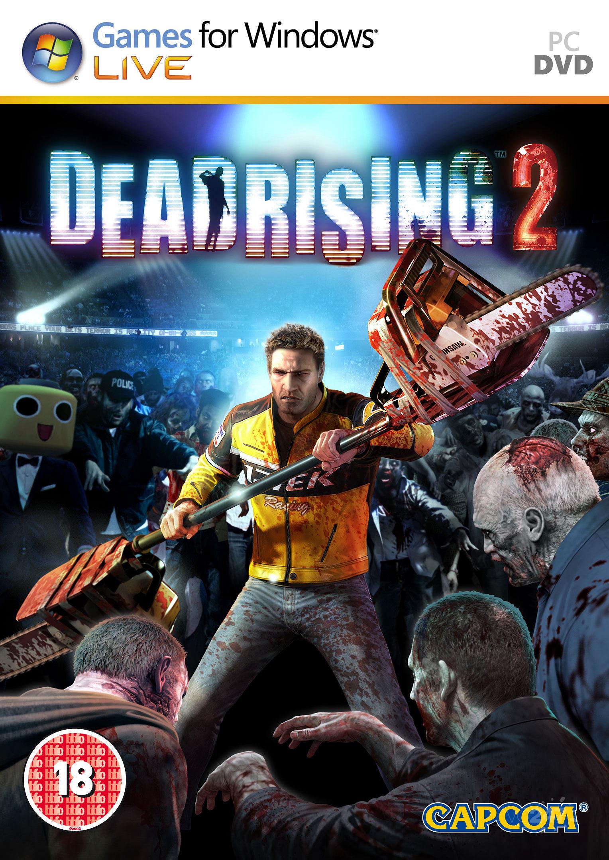 dead rising 2((تکی4000تومان عمده2000تومان(هر5عدد) ))