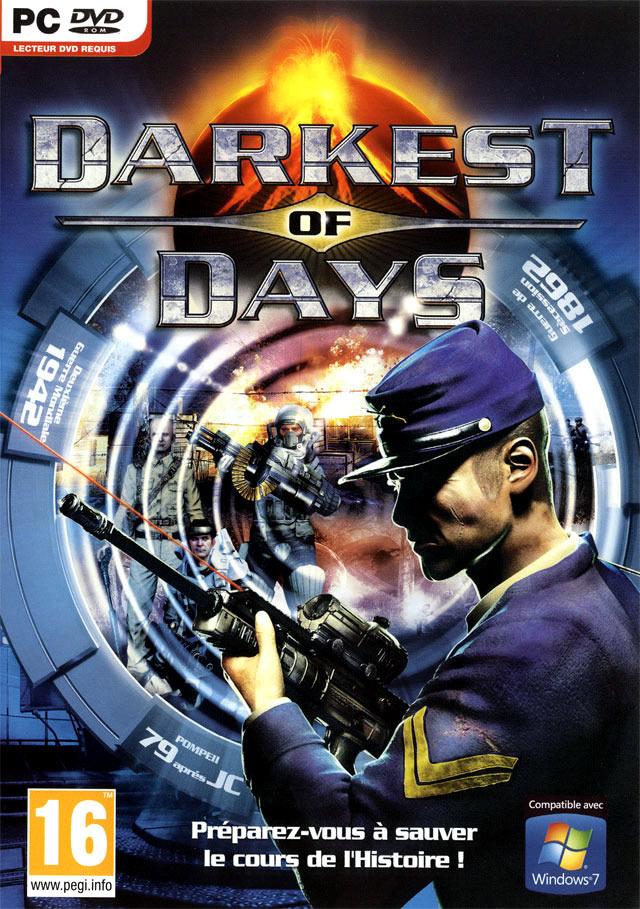 DARKEST OF DAYS((تکی2000تومان عمده1100تومان(هر5عدد) ))