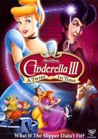 Cinderella III: A Twist in Time – سیندرلا 3