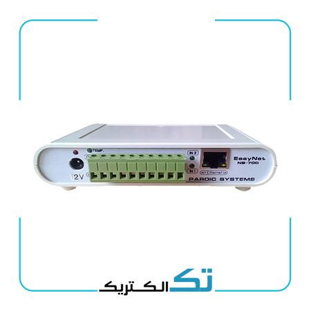 کنترل راه دور تحت شبکه 2 کانال