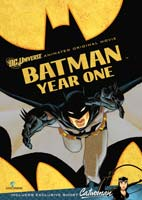 Batman: Year One – انیمیشن بتمن سال اول