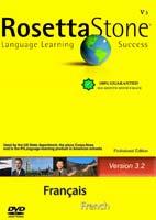 Rosetta Stone French Version 3 - آموزش زبان فرانسوی رزتا استون ورژن 3
