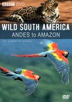 Wild South America – مستند حیات وحش آمریکای جنوبی