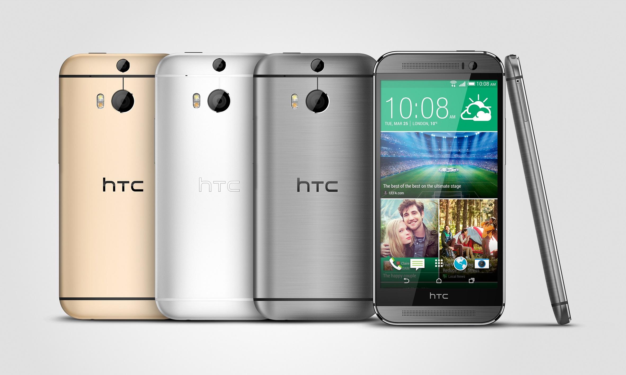 HTC One M8 Dual SIM - 16GB Mobile Phone