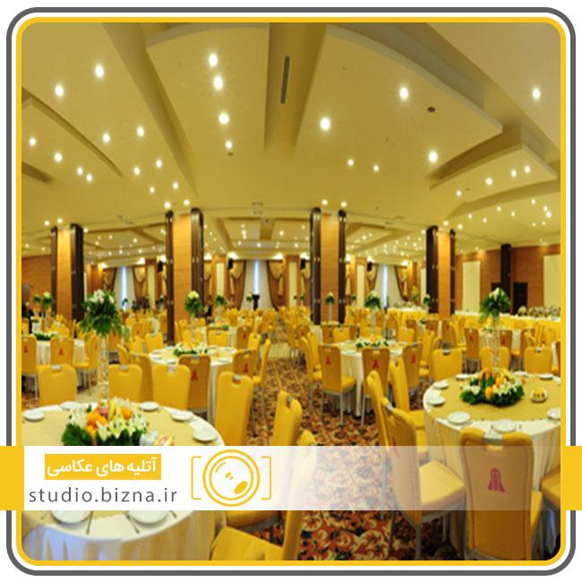 برگزاری مراسم عروسی در هتل