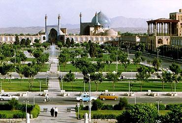 طبیعت گردی در اصفهان