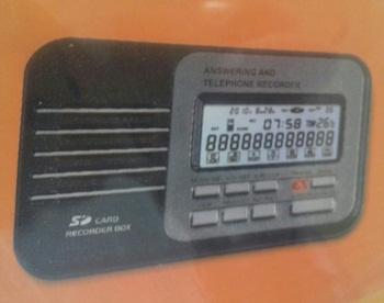 دستگاه ضبط مكالمه تلفني ديجيتال