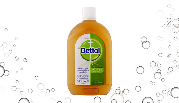 مایع ضد عفونی کننده دتول - Dettol