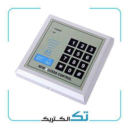 کارتخوان RFID و رمزگشا