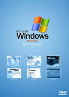 Windows Collection - کلکسیون همه ویندوز ها از ابتدا تا ویندوز ویستا