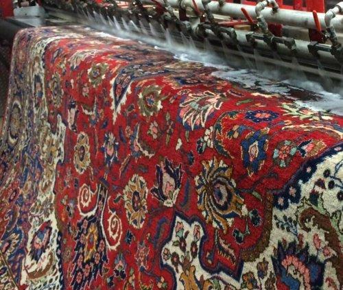 قالیشویی پرسیل