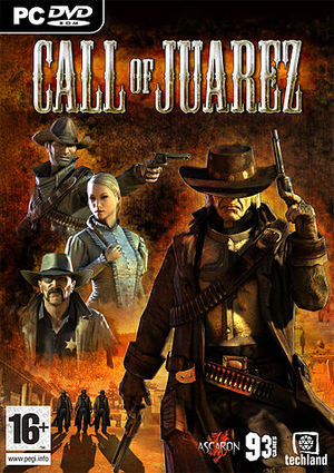 Call of Juarez((تکی2000تومان عمده1100تومان(هر5عدد) ))