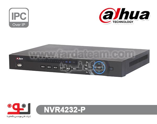 دستگاه NVR داهوا 32 کانال  NVR4232-P
