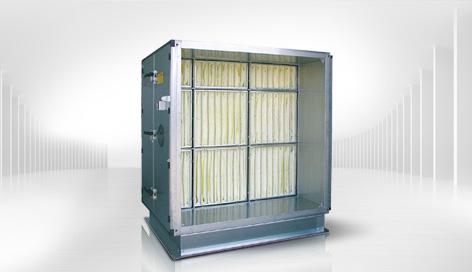 فیلتر هواساز هایژنیک
