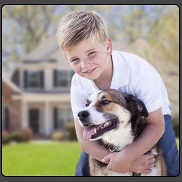 ارتباط بیماری آسم، کودکان و نگهداری حیوانات خانگی