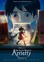 The Secret World of Arrietty – انیمیشن دنیای سری آریتی